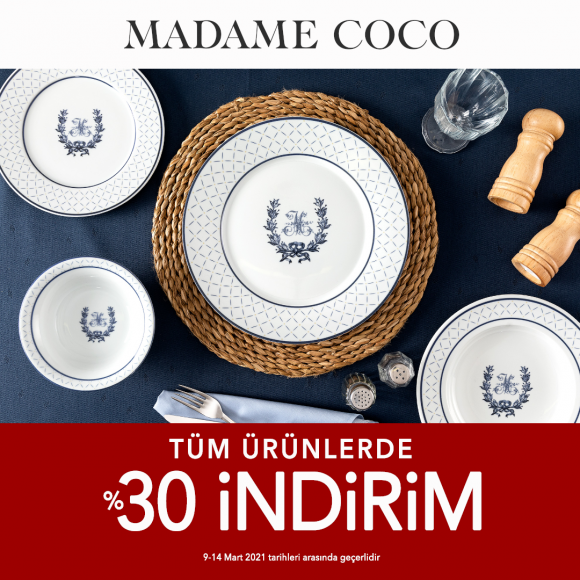 Madame Coco İndirim Fırsatı